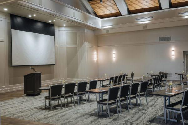 Reikart Ballroom | Ballroom A | Theater Setup