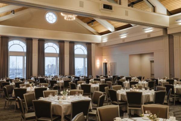 Reikart Ballroom | Ballroom A & B | Wedding Setup