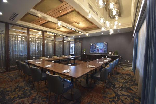 Jazzboline | Private Dining Room